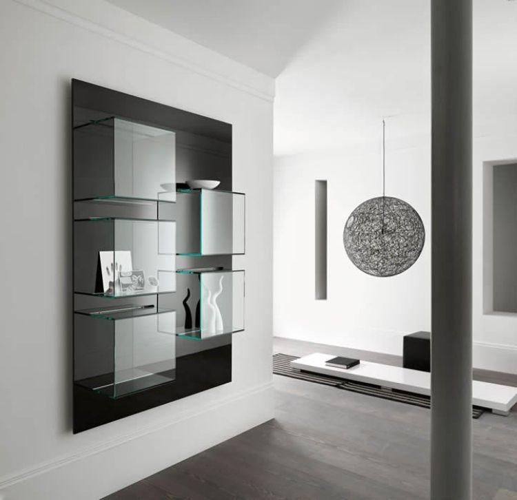 Meubles design de salon \u2013 13 idées qui viennent d\u0027Italie Cube
