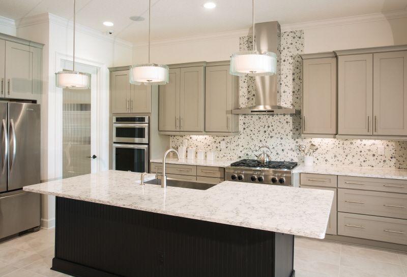My White Quartz Countertop Search Kitchen Remodel Cost Kitchen