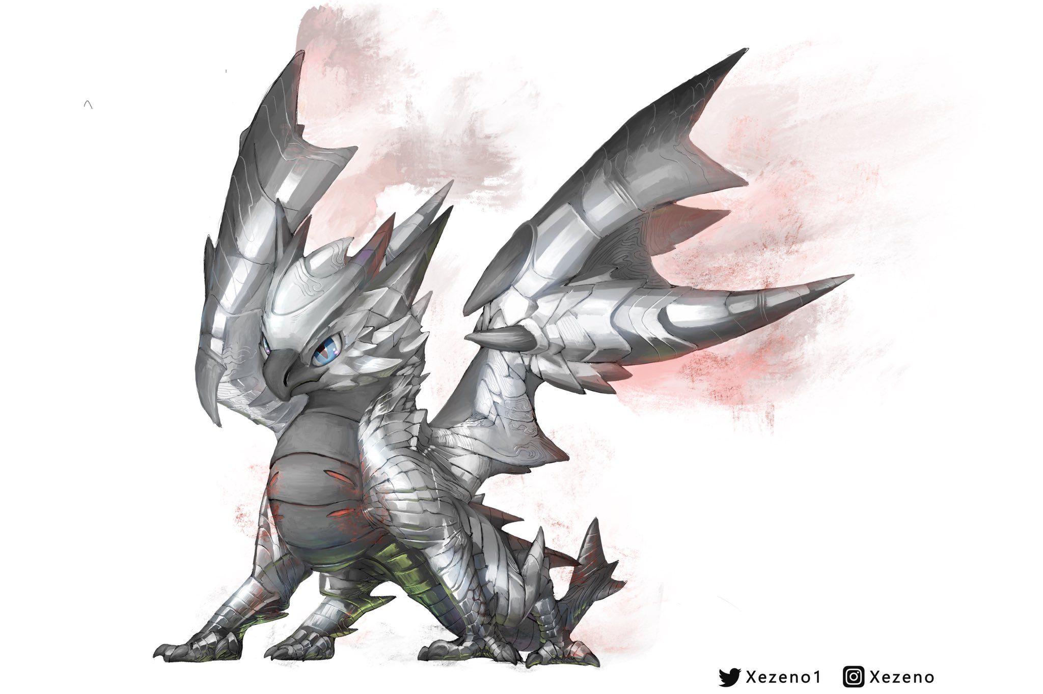 Marcus Hii On Twitter Monster Hunter Art Monster Hunter Series Monster Hunter World