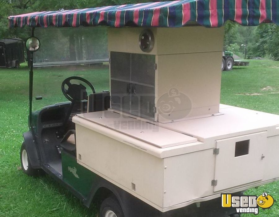 Cushman Concession Vending Golf Cold Cart for Sale in Indiana - 2