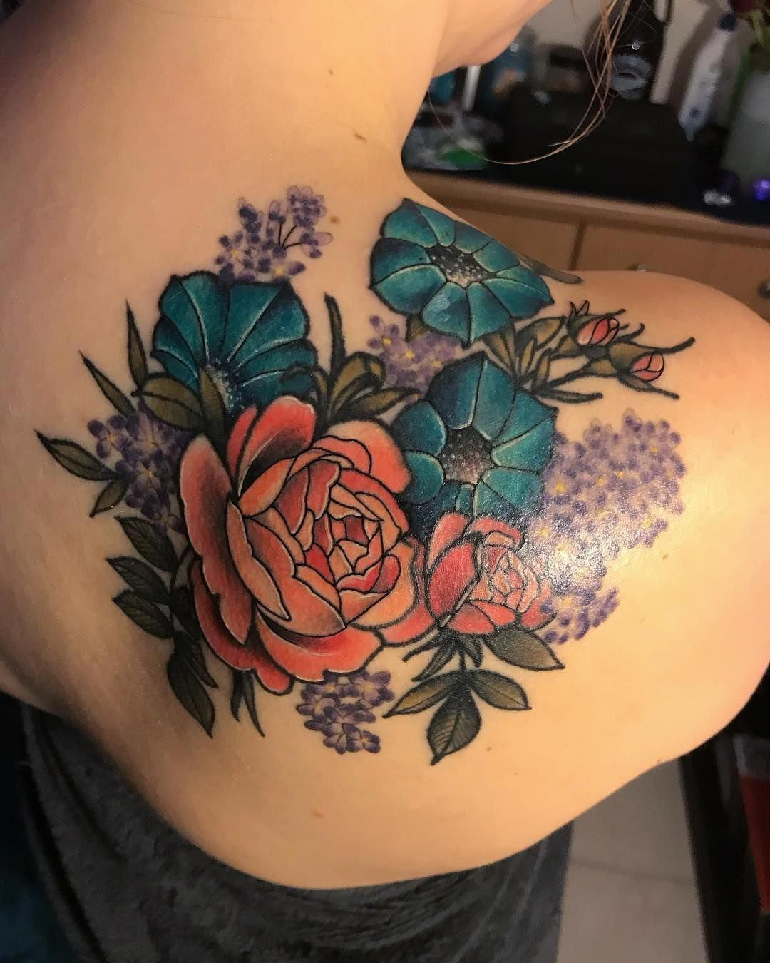 Rose Tattoos Models and Meanings That Add a Different