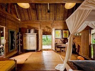 Afrika House, Bambu Indah in Ubud, Bali