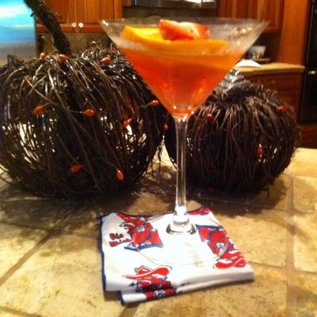 The Best Cosmo Made By MississippiMr. Hotty Toddy!