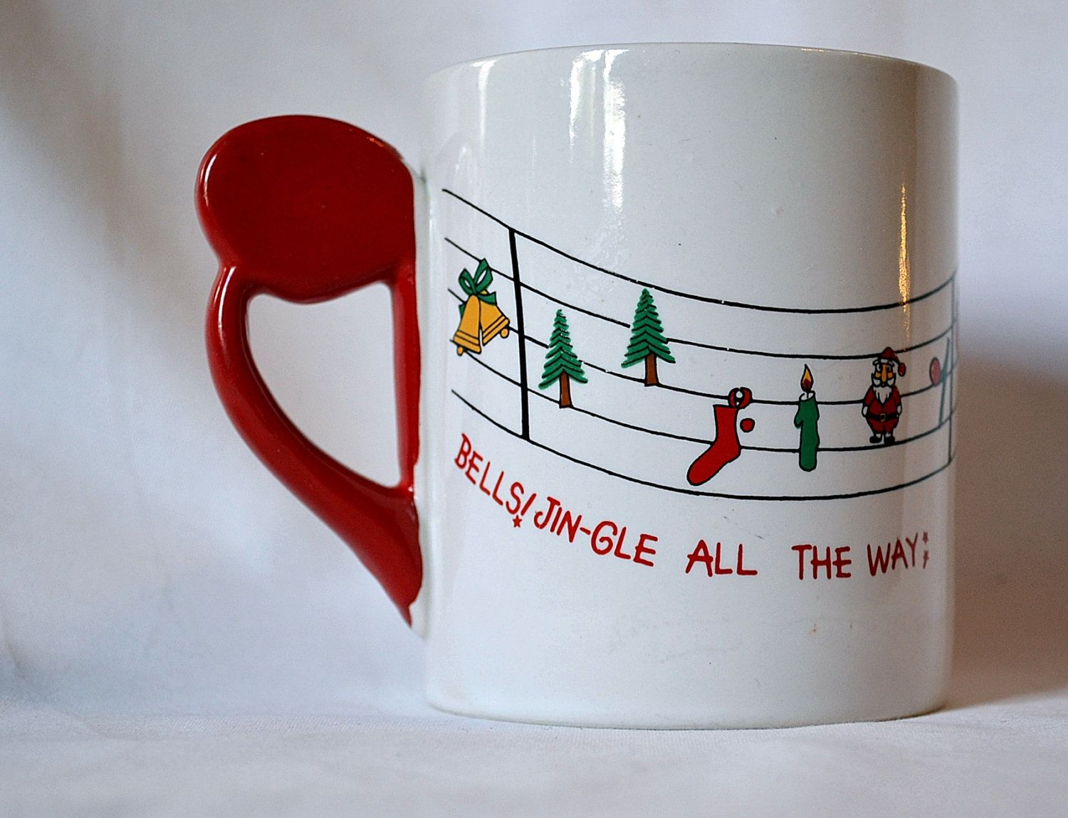 25 Days of Quirky Christmas Day One Vintage Jingle Bells