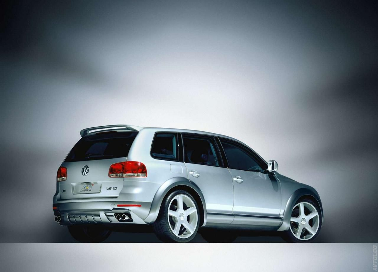2003 ABT VW Touareg   ABT Sportsline   Pinterest   Vw, Volkswagen and Cars