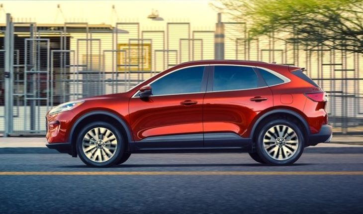 Introducing The New 2020 Ford Escape St En 2020 Autos