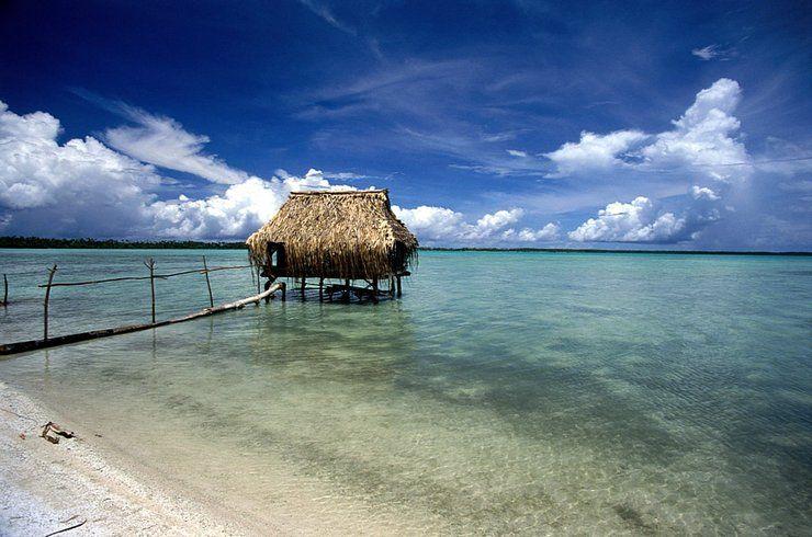 Kiribati - raj, który wkrótce pochłoną fale