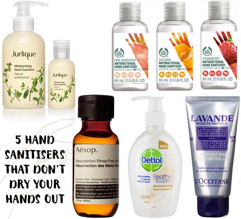 Buy Jurlique Moisturising Hand Sanitiser At Yesstyle Com Quality