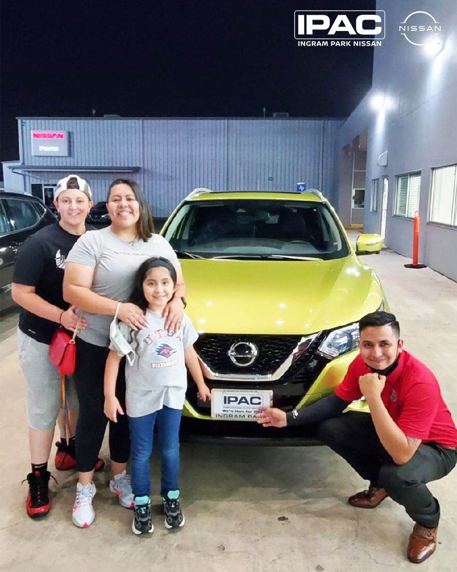 Ipac Customer Spotlight Nissan Dealership Nissan Showroom