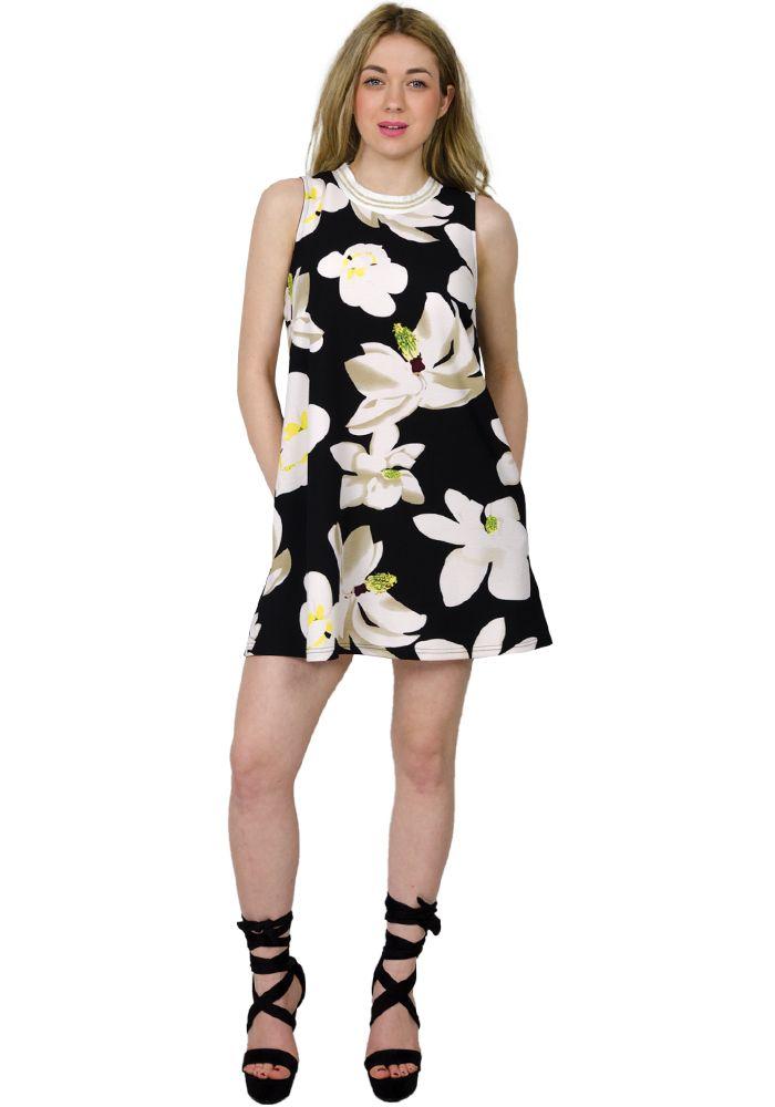 Φόρεμα floral mini  806c969eda7