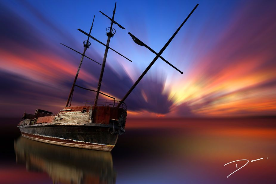 Won People's Choice in Long Exposure Photo Contest by Adorama on November, 2013