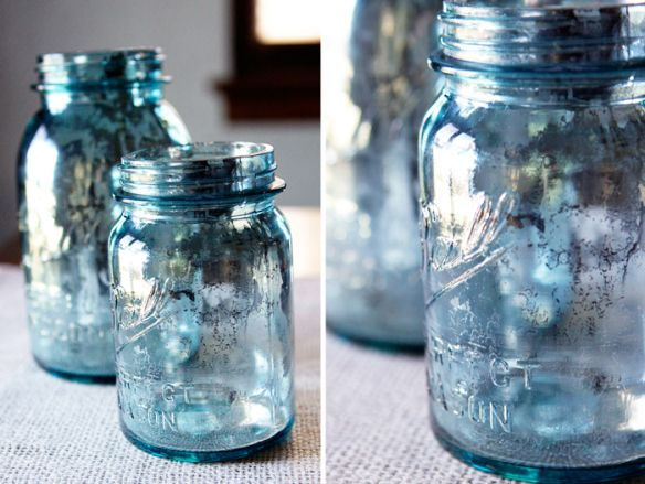 Diy Mercury Glass Mercury Glass Diy Mason Jar Diy Jar Diy