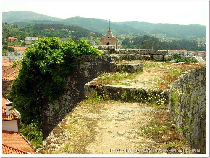 Castelo e Muralha de Melgaço – Viana doCastelo