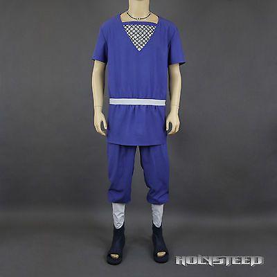 NARUTO Akatsuki  Uchiha Itachi  Cosplay  Costume Full Set