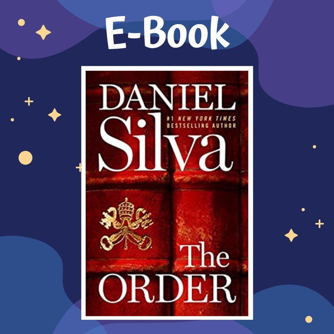 The Order by Daniel Silva EBook, Ebook, Digital Book