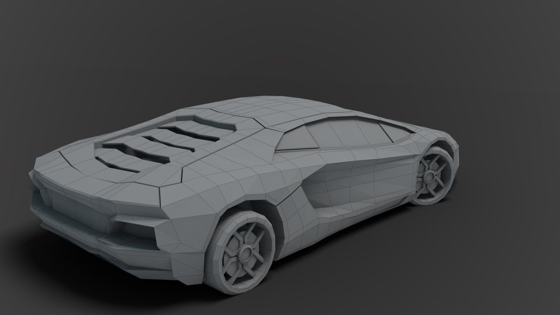 Modeling low poly lamborghini 3ds max beginner tutorial blueprint modeling low poly lamborghini 3ds max beginner tutorial blueprint setup not included note be careful malvernweather