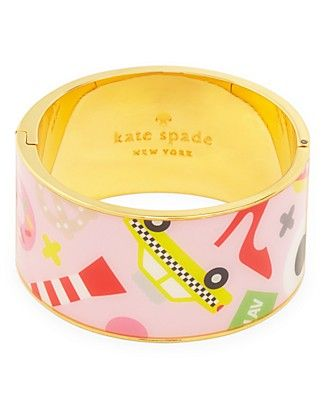 kate spade new york Darcel Paper Bangle | Bloomingdale's