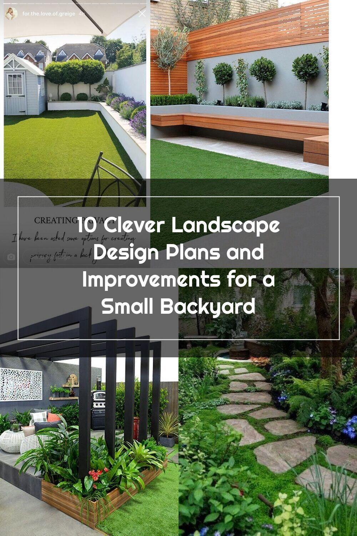 11 Clever Concepts Of How To Build Backyard Landscape Design Tool Homemakeover In 2020 Backyard Landscaping Designs Modern Garden Backyard
