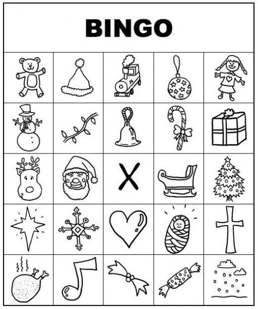 Free Printable Bingo Cards For Kids And Adults  Free Printable