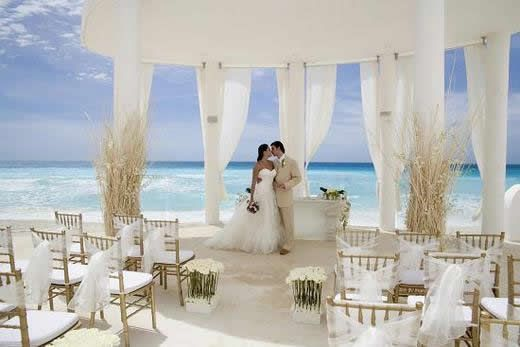 All Inclusive Wedding At Le Blanc Cancun All Inclusive Destination Weddings All Inclusive Wedding Packages Destination Wedding Caribbean