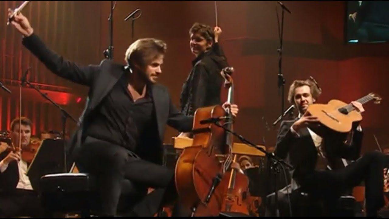 Hauser Petrit Ceku Tango En Skai Tango History Youtube Classical Music
