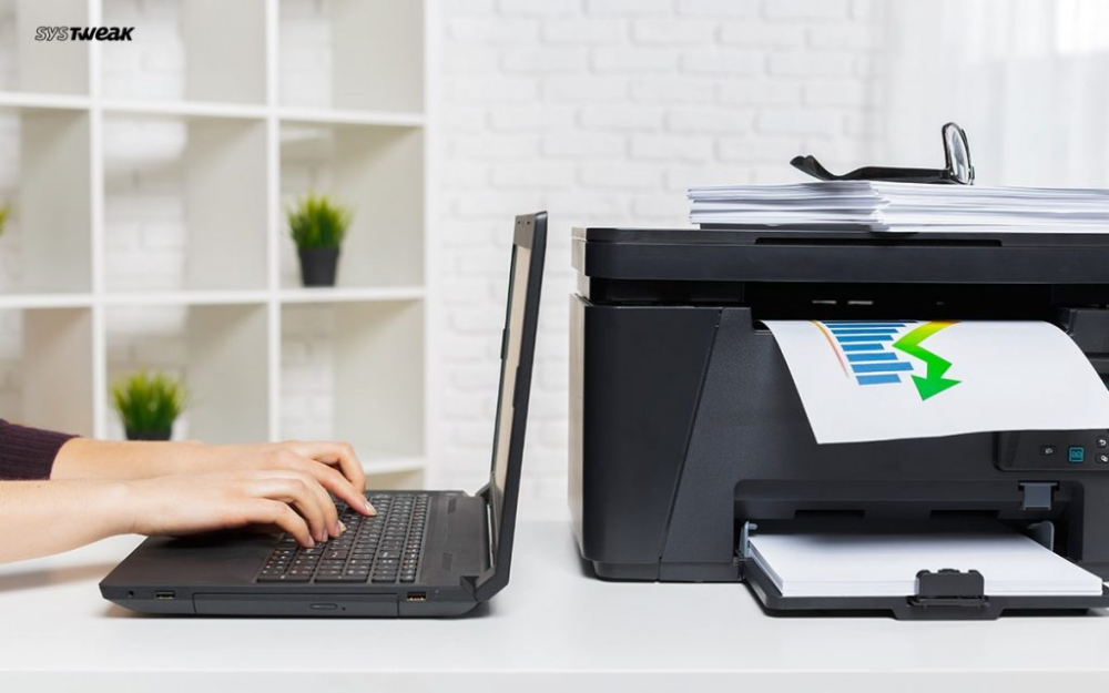 How To Connect Canon Printer To Laptop ? (Wired