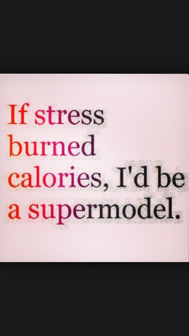 Stress Quotes Pinstephanie Aguon On Just Saying.pinterest