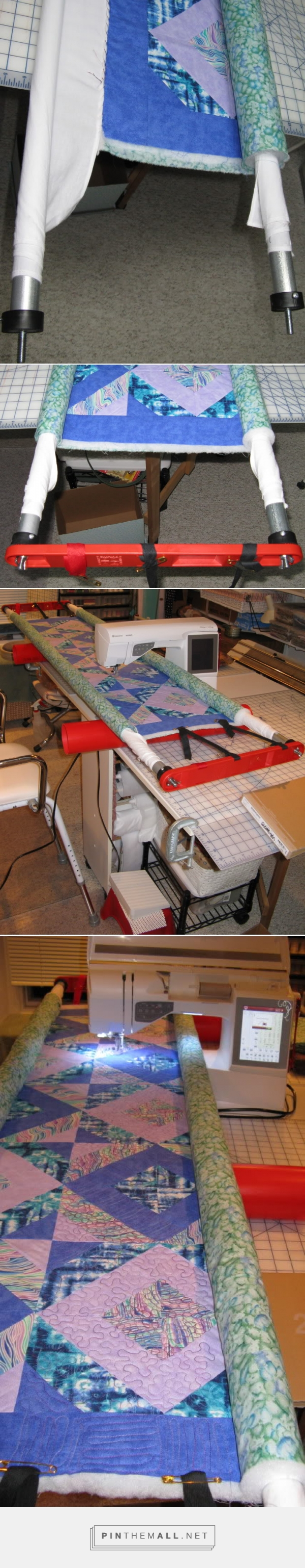 As requested: Flynn Multi Frame setup - Quilters - created via https ...