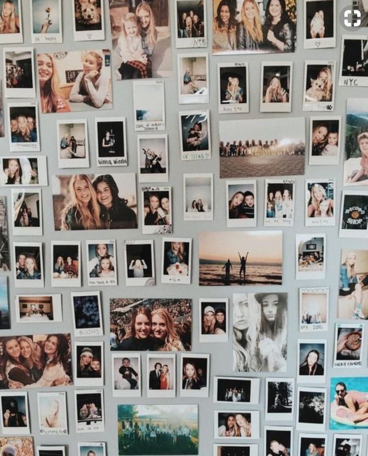 I Want This Year To Fill My Wall With Pictures And My Mind With