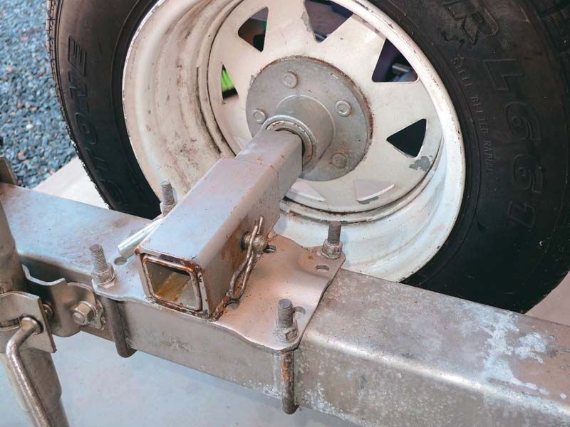 how much to replace wheel bearings on boat trailer