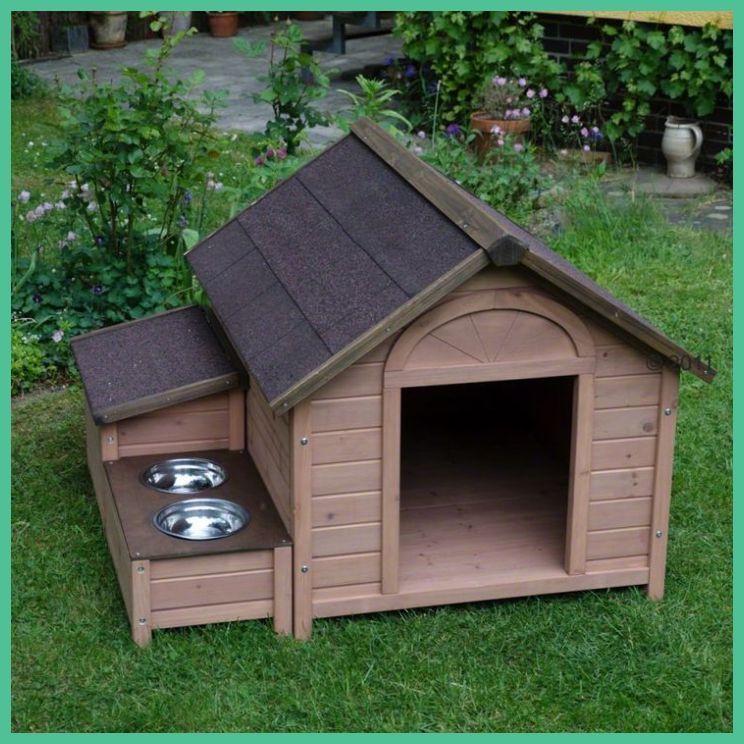 How To Construct A Dog Kennel Step 1 Plan Ahead It Is