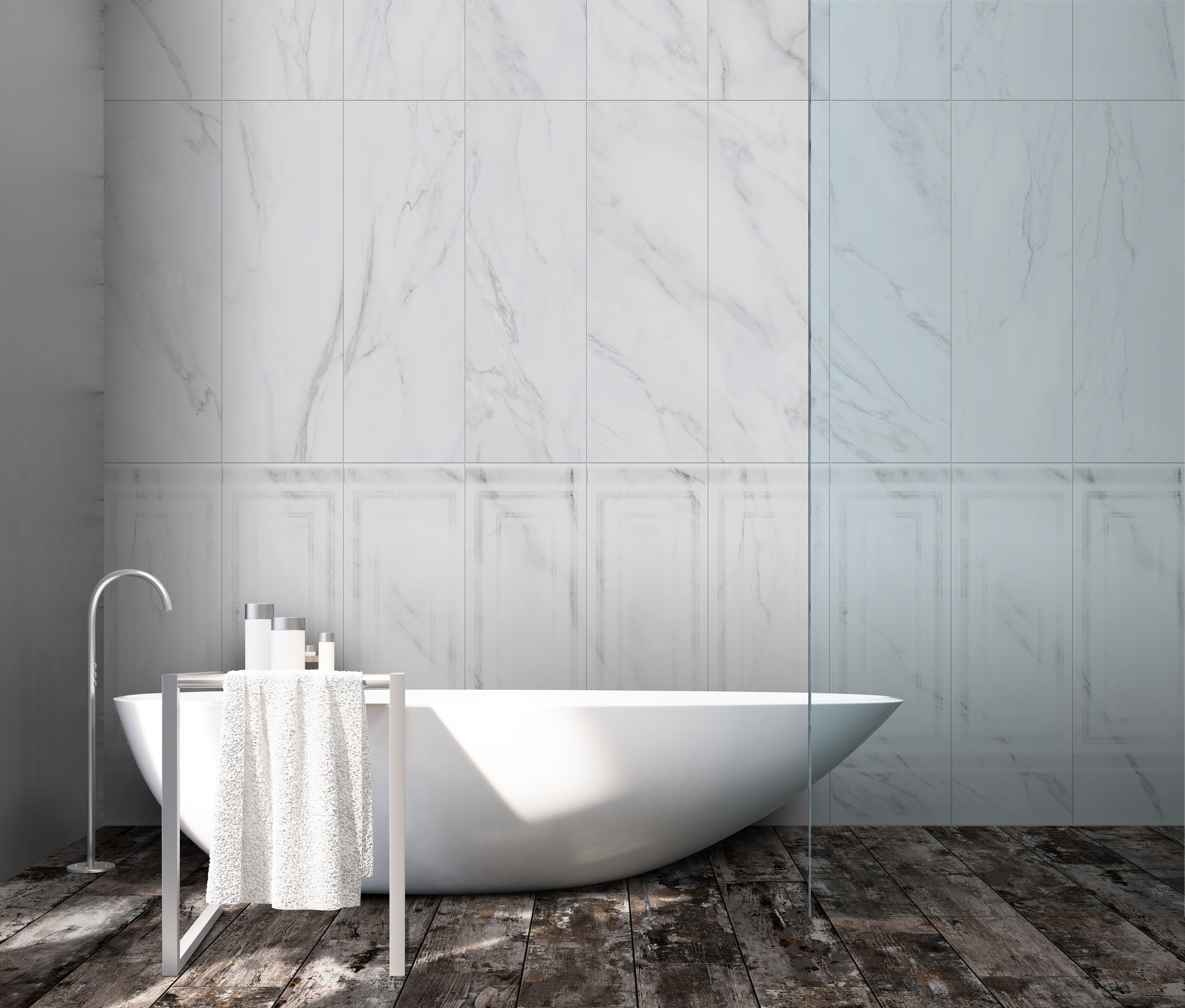 Limitless Trend of Ceramic Tile: Marble! | CALACATTA | Wall & Floor ...