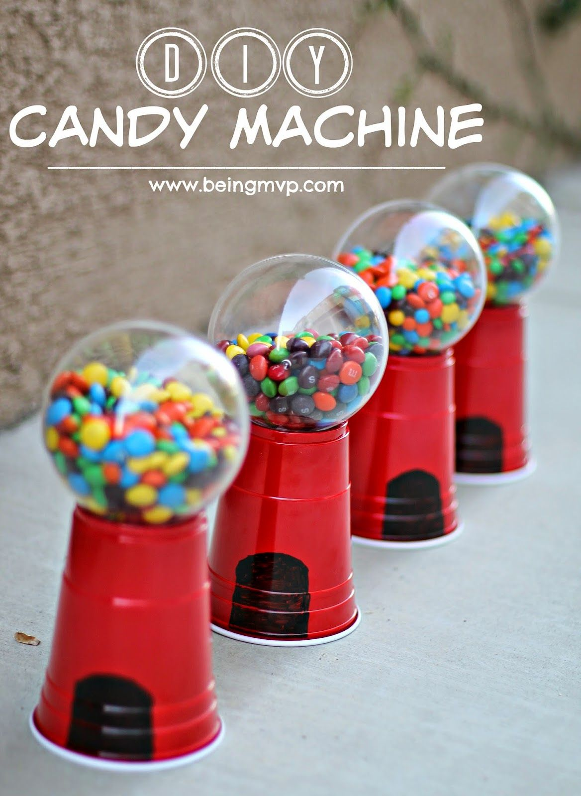 being MVP DIY Candy Machine FunCraftsWithMom Diy candy