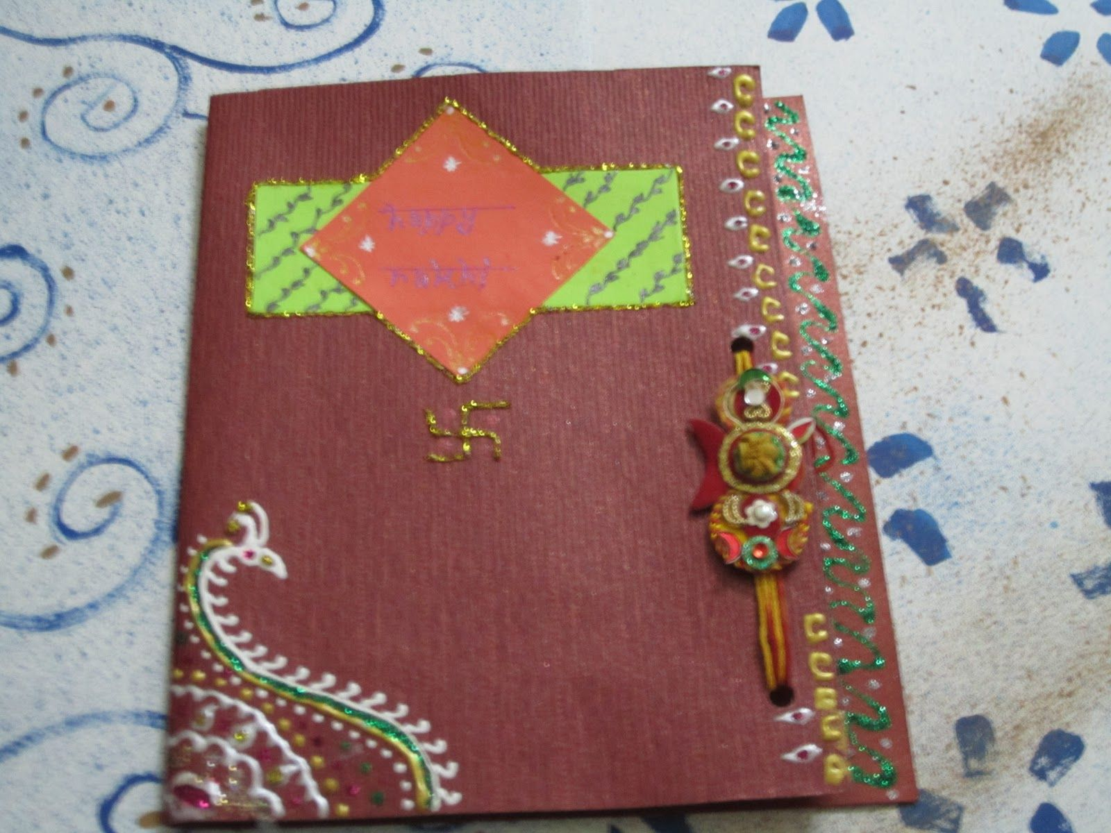 U Rakhi Cards For Bhabhig 16001200 Mishti Pinterest Creative