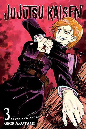 Free Download Pdf Jujutsu Kaisen Vol 3 3 Free Epub Mobi Ebooks Manga Covers Jujutsu Anime