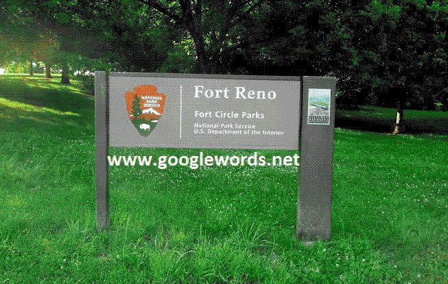 fort reno park