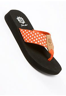 b619a4566 Love Orange!! Yellow Box Flip Flops make me happy. I have just about every  color.