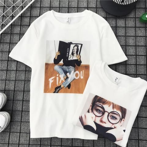 2018 Summer Fashion Casual Character Print Short Sleeve Female T-shirts  Women Tshirt girls Sexy 002c387fa853
