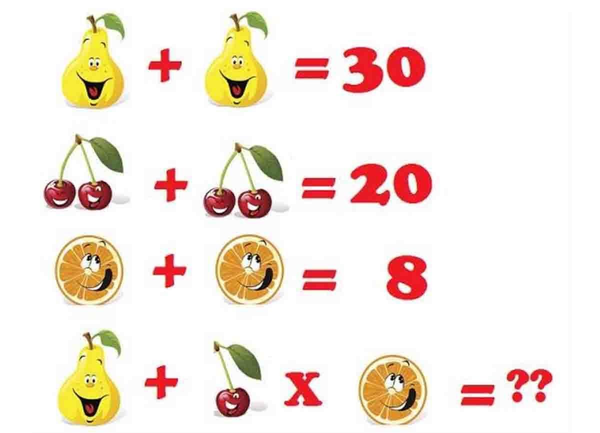Pre Algebra Brain Teasers Worksheet