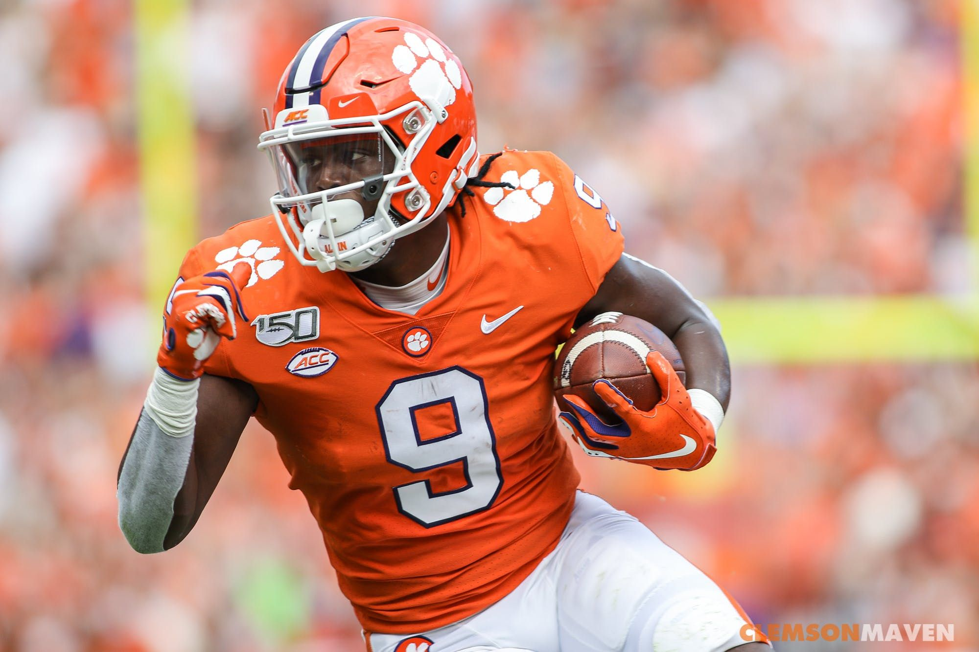 Travis Etienne's Record Breaking 2019 Season In Photos