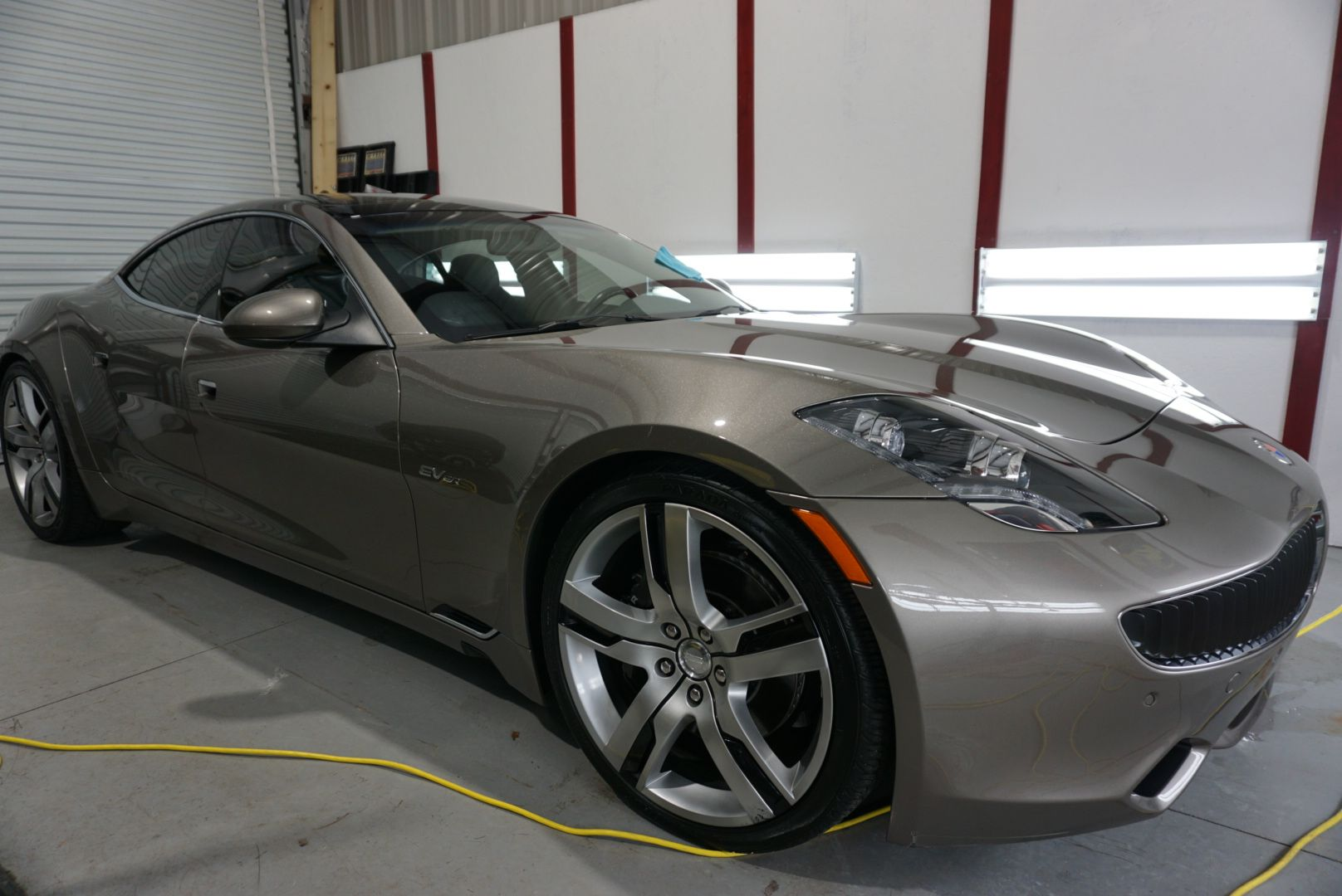 Ceramic Coating Of A 2016 Fisker Karma August Precision The Automotive Appearance Specialists We Offer Profes Ceramic Coating Automotive Restoration Ceramics