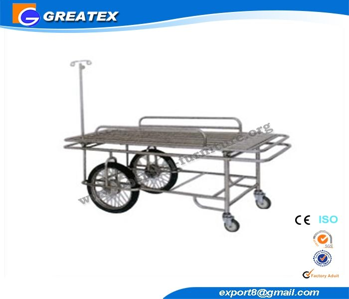 GTXTS22013 Stainless Steel Stretcher Trolley