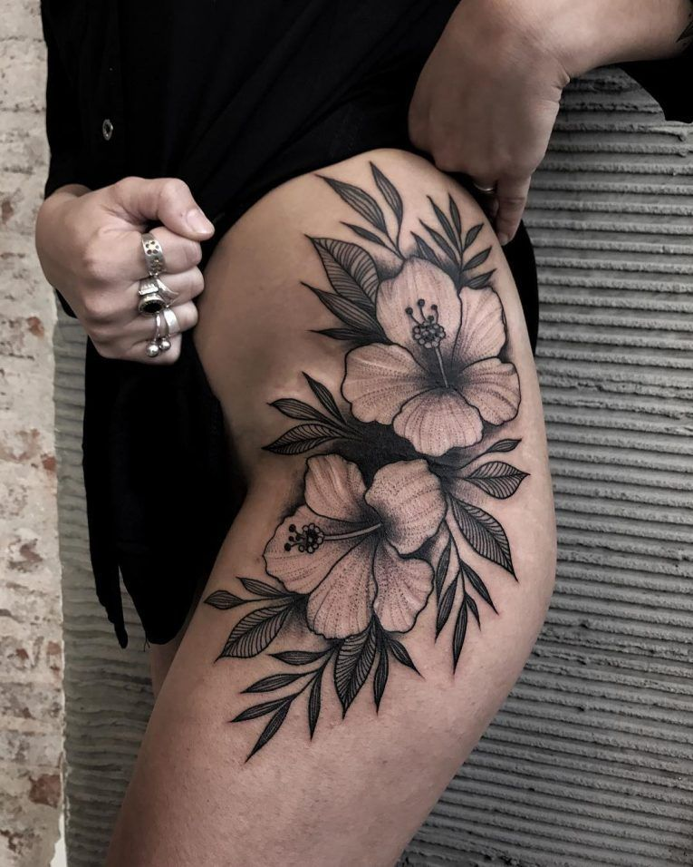 50 Small Delicate Floral Tattoo Information Ideas: 50+ Gorgeous Yet Delicate Flower Tattoo Designs