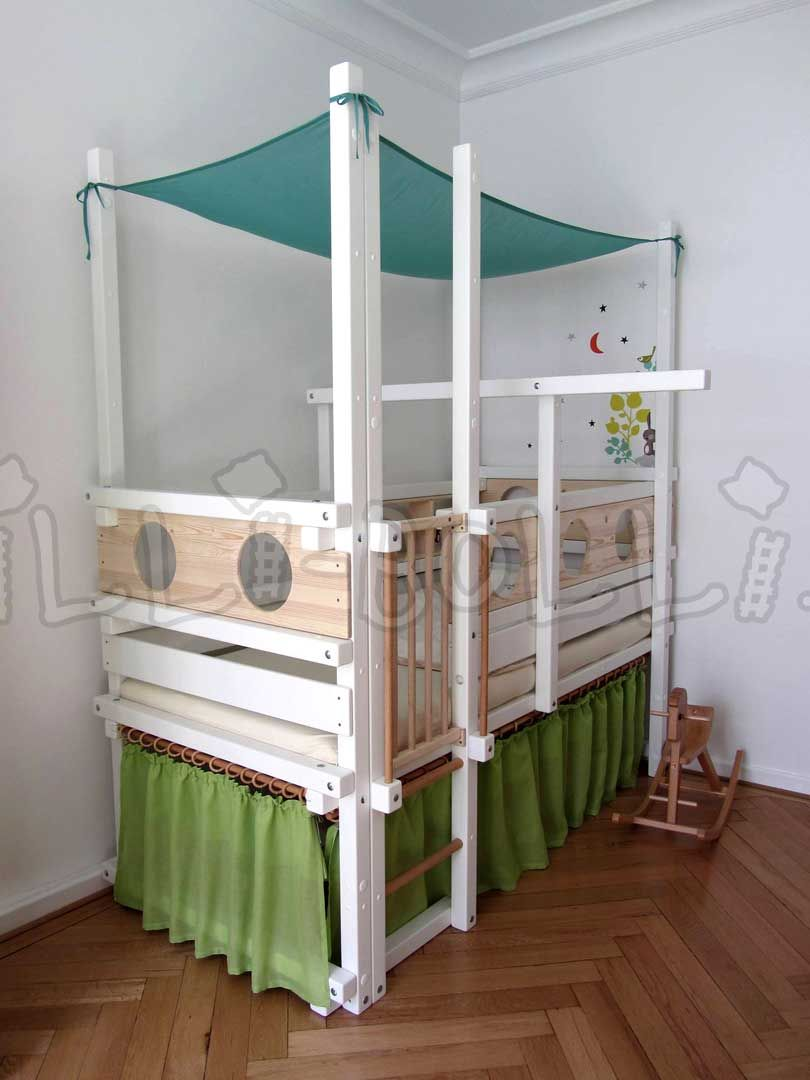 Hochbett Mitwachsend Hochbett Kinder Hochbett Kinder Bett