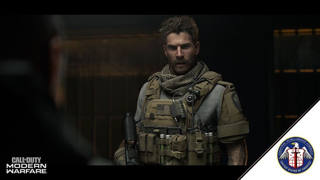 Call Of Duty Modern Warfare Alex Call Of Duty Modern Warfare Armor Concept