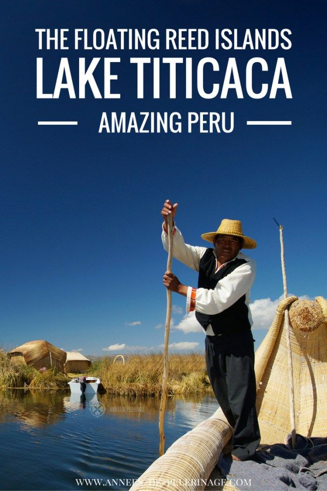 Floating reed islands of the Uros People is part of Floating Reed Islands Of The Uros People Annees De Pelerinage - Pictures & Information A detailed report about the life of the Uros People with their floating reed islands on Lake Titicaca, Peru