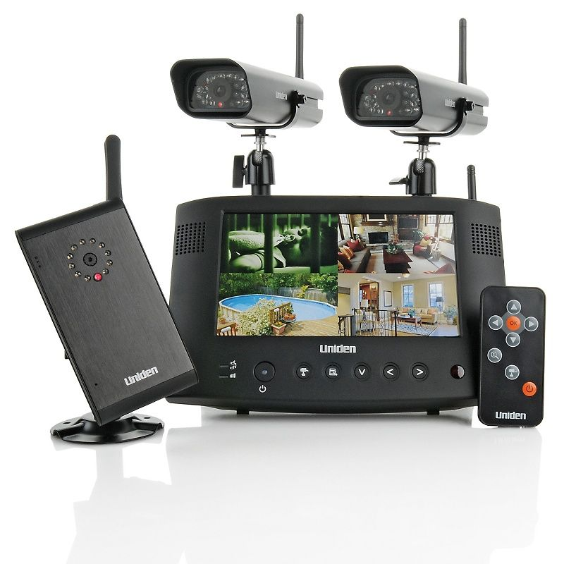 Outdoor Wireless Home Security Camera Systems Protect your family