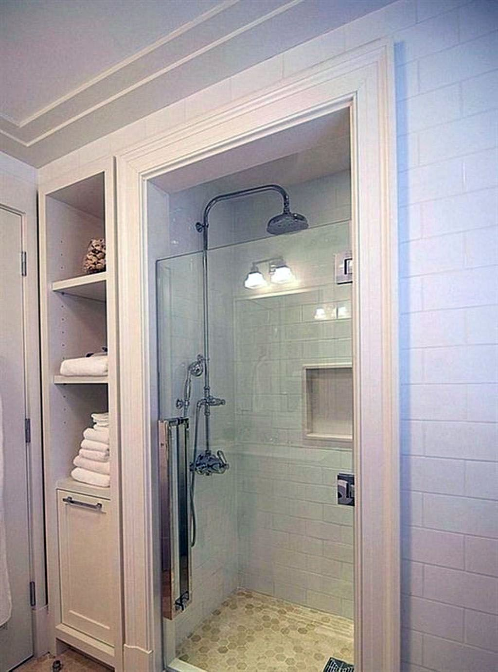 Design Tips To Create A Small Restroom Much Better Small