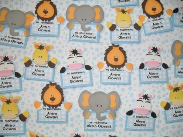 Pin de beatriz gutierrez en regalos animales de la selva for Diseno curricular jardin maternal