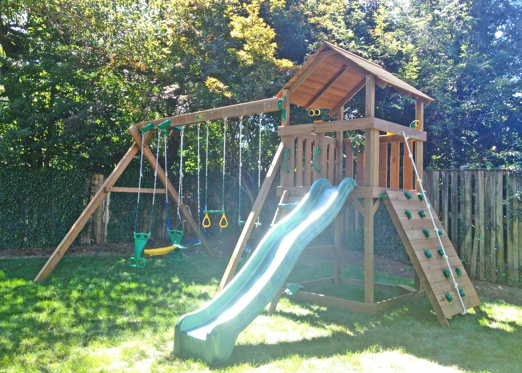 pin by creative playthings on creative playthings swing sets